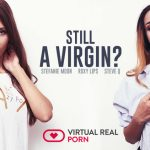 Virtualrealporn presents Roxy Lips, Stefanie Moon in Still a Virgin – 29.11.2018