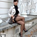 Mature.nl presents Wanilianna (42) – She is naughty all day long – 12.12.2018