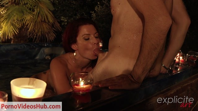 Watch Online Porn – Explicite-Art presents Julie Valmont in Julie Valmont  Solstix  The long version video of busty Julie Valmont and Francesco in jacuzzi (MP4, HD, 1280×720)