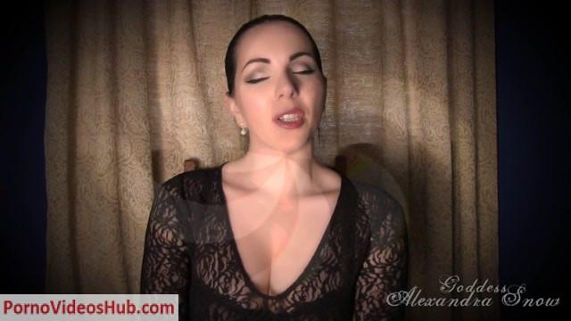 Watch Online Porn – Goddess Alexandra Snow – Enraptured Trance (MP4, HD, 1280×720)