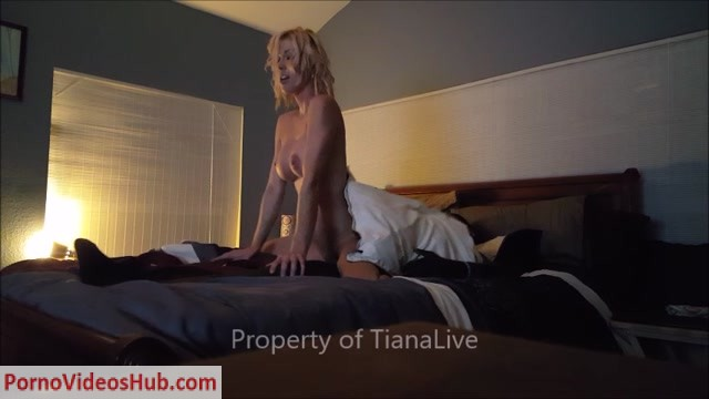 Watch Online Porn – ManyVids presents TianaLive in Bbc Surprise Second Clip (MP4, SD, 854×480)