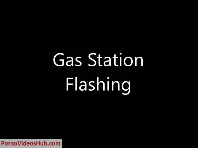 Watch Online Porn – ManyVids presents TianaLive in hollyhotwife – Gas Station Flashing (MP4, SD, 854×640)