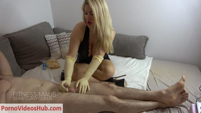 Watch Online Porn – MyDirtyHobby presents Fitness-Maus – Abmelkung in Ellbogen-Handschuhen – DEFLECTION in ELBOW GLOVES! – 28.11.2018 (MP4, FullHD, 1920×1080)