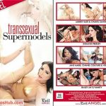 EvilAngel presents Chanel Santini, Aubrey Kate, Bailey Jay, Domino Presley, Venus Lux, Chanel Couture, Vaniity & Jane Marie in Transsexual Supermodels