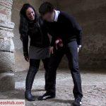 MistressEzada presents Mistress Ezada Sinn in Ruining a stalkers balls and orgasm