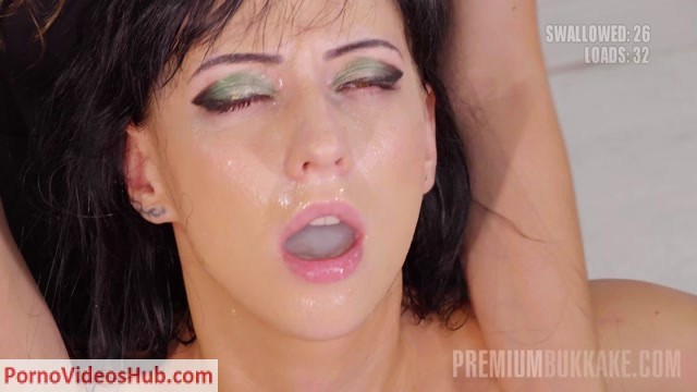 Watch Online Porn – PremiumBukkake presents Sherry Vine 2 Bukkake (MP4, FullHD, 1920×1080)