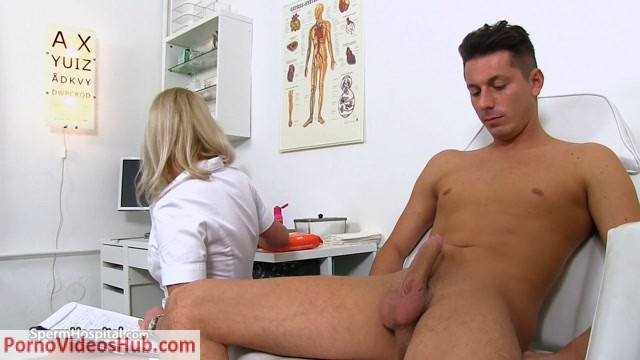 Watch Online Porn – SpermHospital – Hot legs Euro MILF doctor Bruna gets cum on tits (MP4, HD, 1280×720)