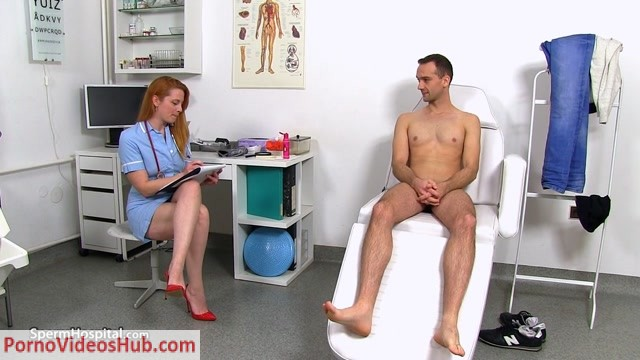Watch Online Porn – Sperm Hospital – Ginger doctor MILF Vica eats cum by mistake (MP4, HD, 1280×720)