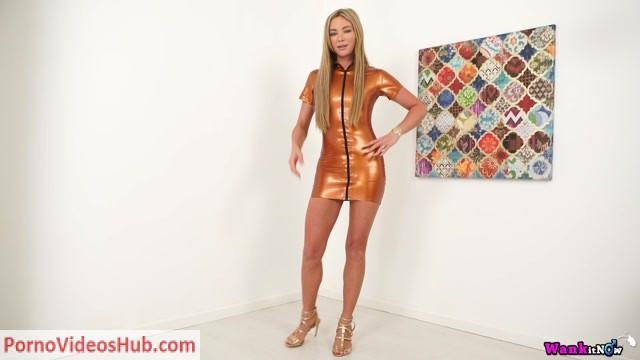 Watch Online Porn – WankItNow – Natalia Forrest – 2 Huge Loads (MP4, FullHD, 1920×1080)