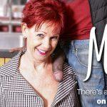 Mature.nl presents Sensual Caroline (EU) (62) – 09.01.2019