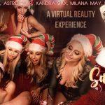VRBangers presents Abella Danger in Santa's Naughty Elves (Part 2) – 31.12.2018