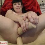 DirtyGardenGirl presents Double and Deep Anal