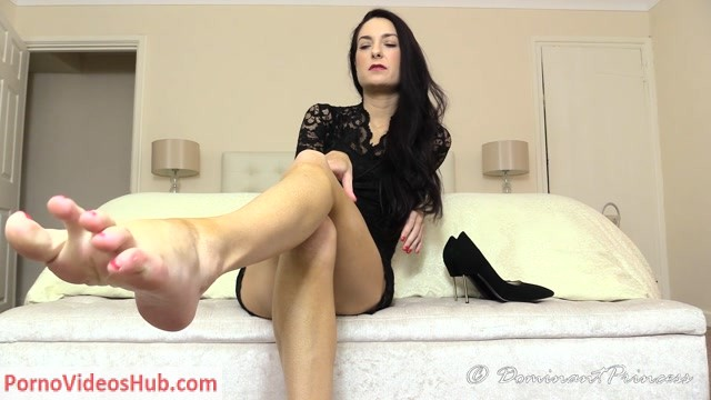 Watch Online Porn – Dominant Princess – Foot Slave Interview (MP4, FullHD, 1920×1080)