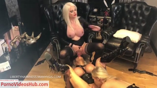 Watch Online Porn – ManyVids presents Liberty Harkness in Sophie and Rebecca Explore my ASSCUNT (Premium user request) (MP4, HD, 1280×720)