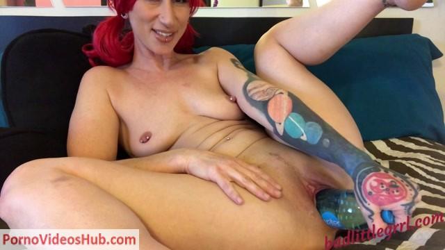 Watch Online Porn – ManyVids presents badlittlegrrl in Big bottles in both my holes – 09.01.2019 (Premium user request) (MP4, FullHD, 1920×1080)
