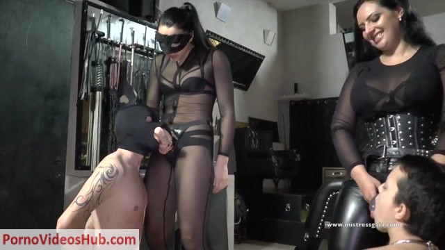 Watch Online Porn – Mistress Gaia – Strap On For Two (MP4, HD, 1280×720)