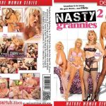 DevilsFilm presents Nina Hartley, Sally DAngelo, Erica Lauren, Shelly, Sable Renae, Coralyn Jewel & Kali Karinena in Nasty Grannies 2