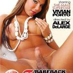 Dynamite Video presents Dany de Castro, Ana Paula Samadat, Fernanda, Raissa Nevada & Vivian Porto in Bareback Tranny Fuckers