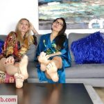 Stella Sol, Mz Kim – Worship Our Feet