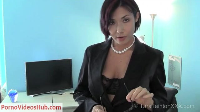 Watch Online Porn – Tara Tainton – Your Boss Takes Advantage of Her Professional Training and Instills Your Lust for Cum (MP4, SD, 720×404)