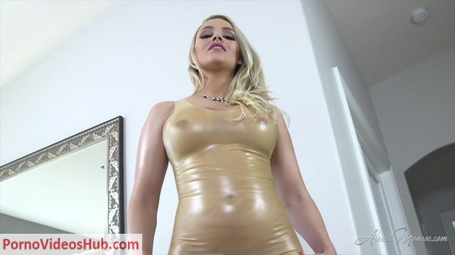 Watch Online Porn – Alexis Monroe – Latex Squirt JOI (MP4, FullHD, 1920×1080)