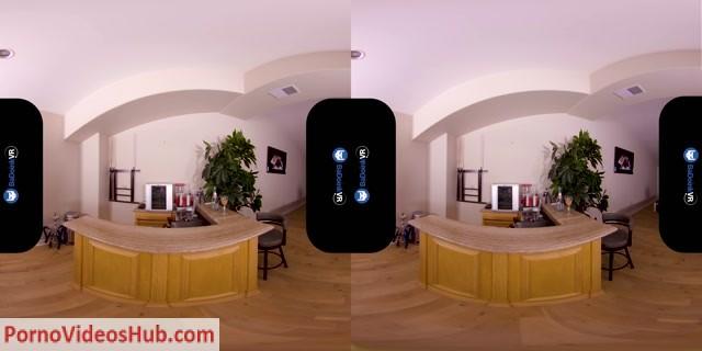 Watch Online Porn – Badoinkvr presents Abigail Mac in Mac And Sleaze (MP4, UltraHD/2K, 2880×1440)