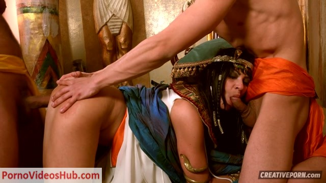Watch Online Porn – CreativePorn presents Cleopatra (MP4, FullHD, 1920×1080)