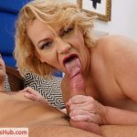 Mature.nl presents Rina M (55) in Hairy Rina gets an anal creampie and squirts like rain