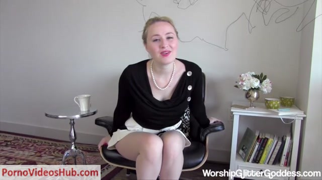 Watch Online Porn – Goddess Glitter – Goddess Stroke Your Way To Better Sex with Your Wife or Girlfriend (MP4, SD, 720×404)