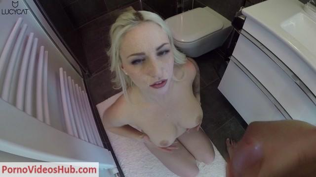 Watch Online Porn – Lucy-Cat – Stiefbruder heimlich beim Wichsen Erwischt (MP4, FullHD, 1920×1080)