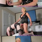Bratprincess presents Goddess Brianna in Mother Trains Son to become Daughter with Chastity and Pegging