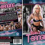 Grooby presents Casey Kisses, Korra Del Rio, Ryder Monroe, Foxxy & Nadia Love in TGirls.xxx T-Banging