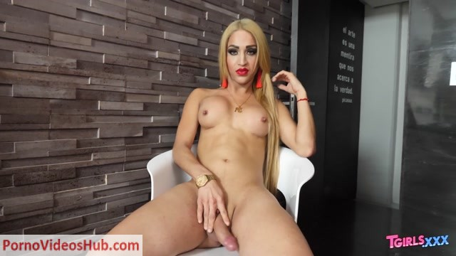 Watch Online Porn – Tgirls.xxx presents Sexy Blonde Ximena Flores! – 15.02.2019 (MP4, HD, 1280×720)