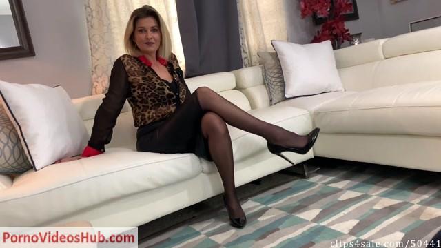 Watch Online Porn – Bratty Babes Own You – Dom Mom Secret Footjob Agreement HD (MP4, FullHD, 1920×1080)