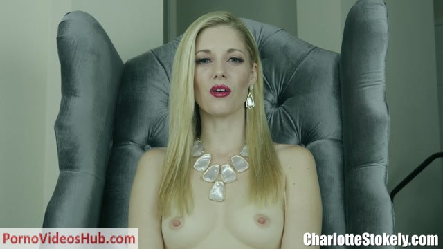 Watch Online Porn – Charlotte Stokely – Edged And Lowered IQ for Wet Dreams (MP4, FullHD, 1920×1080)