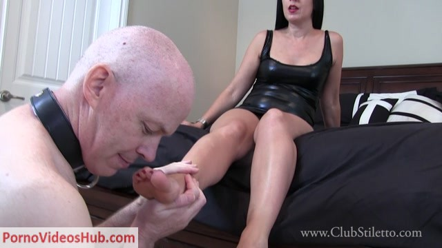 Watch Online Porn – ClubStiletto – Lady Bellatrix – Manicure Pedicure Payback (MP4, FullHD, 1920×1080)