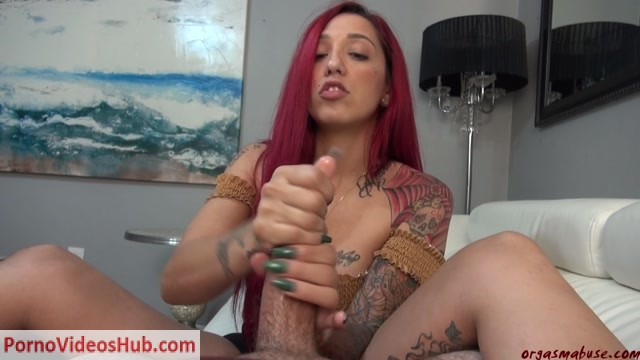 Watch Online Porn – Control Your Cock – Orgasm Abuse – Stefania Mafra (MP4, FullHD, 1920×1080)