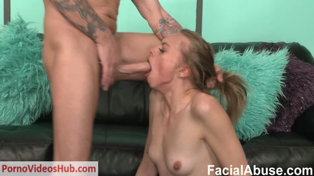 Watch Online Porn – FacialAbuse – FaceFucking presents Helpless, And Reluctantly Turned Out (MP4, FullHD, 1920×1080)