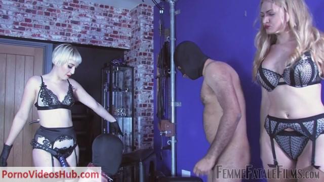 Watch Free Porno Online – Femmefatalefilms – Goddess Dommelia, Mistress Petite – Bi-Buggering Part 1 (MP4, HD, 1280×720)