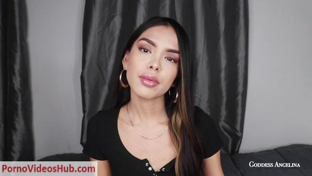 Watch Online Porn – Goddess Angelina – Good Boys Swallow (MP4, FullHD, 1920×1080)