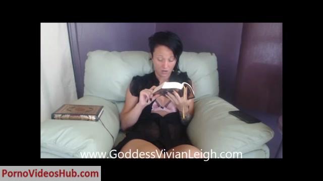 Watch Online Porn – Goddess Vivian Leigh – I am your new Allah (MP4, HD, 1280×720)