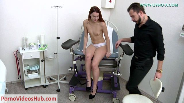 Watch Online Porn – Gyno-X presents Charlie Red in 22 years girl gyno exam (WMV, HD, 1280×720)
