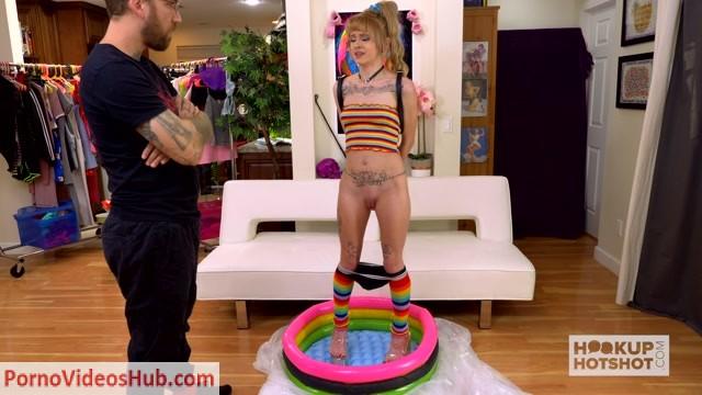 Watch Online Porn – HookupHotshot presents Baby Goth's 1st ANAL! – Episode 162 (MP4, UltraHD/4K, 3840×2160)