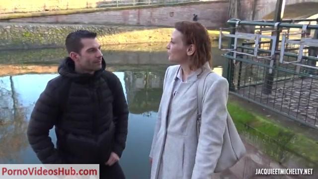 Watch Online Porn – Jacquieetmicheltv presents Aventure alsacienne avec Camille, 36ans ! – 28.02.2019 (MP4, SD, 854×480)