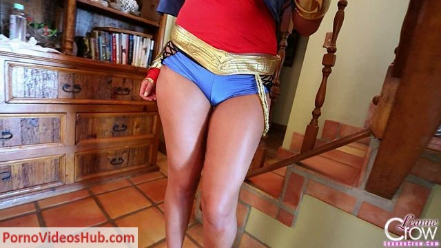 Watch Online Porn – LeanneCrow presents Leanne Crow in Wonder Woman 5D 1 (2014.05.09) (WMV, HD, 1280×720)