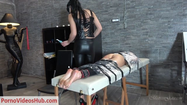 Watch Online Porn – MISTRESS GAIA – TICKLE TABLE OF TORTURE (MP4, FullHD, 1920×1080)