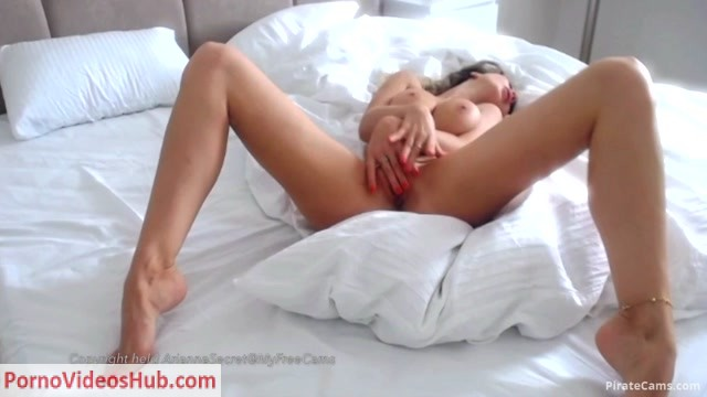 Watch Online Porn – ManyVids Webcams Video presents Girl AriannaSecret – Morning Play (MP4, HD, 1280×720)