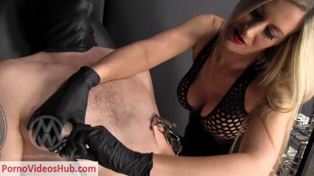 Watch Online Porn – Mistress Nikki Whiplash – Stretching his pierced nipples WL1434 (MP4, FullHD, 1920×1080)
