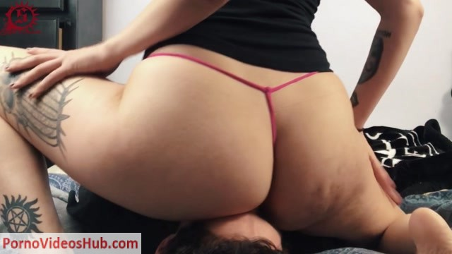 Watch Online Porn – Mistress Synful Pleasure – Synful G-String smother scissorhold (MP4, FullHD, 1920×1080)