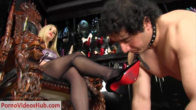 Watch Online Porn – Mistress Whiplash – WL1432 – Louboutin Shoe Worship Slave (MP4, FullHD, 1920×1080)